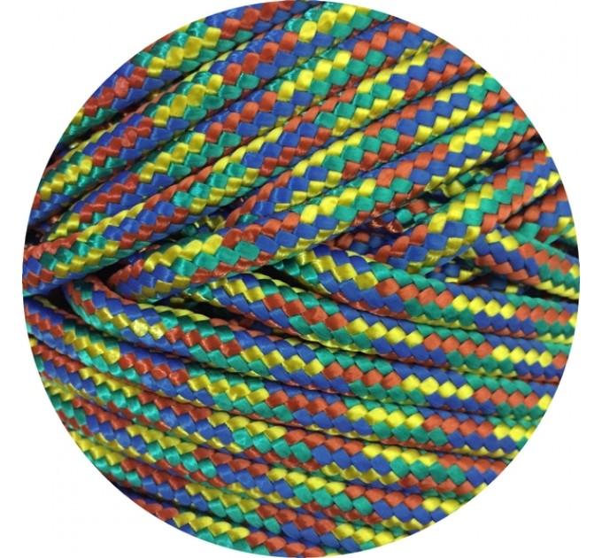 Шнур цветной 5 мм Канат Коломна